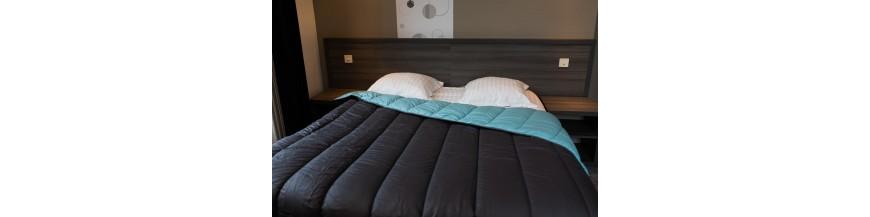 couettes microfibres g 39 plus distribution. Black Bedroom Furniture Sets. Home Design Ideas